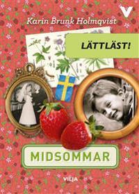 Midsommar (Ljudbok/CD + bok)