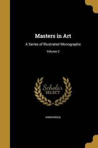 MASTERS IN ART