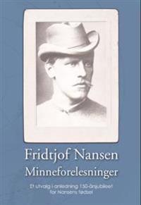 Fridtjof Nansen minneforelesninger -  pdf epub