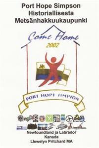 Port Hope Simpson Historiallinen Metsanhakkuukaupunki: Newfoundland Ja Labrador, Kanada