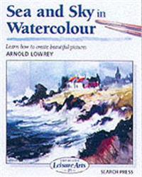 Sea and Sky in Watercolour