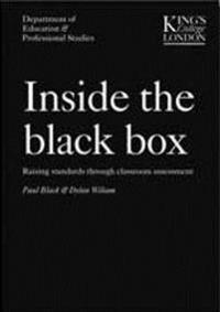 Inside the black box - raising standards through classroom assessment