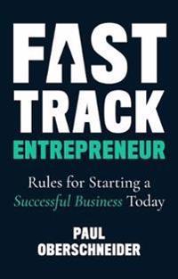 Fast track entrepreneur - success leaves footprints