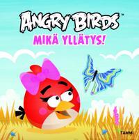 Angry Birds - Mikä yllätys!