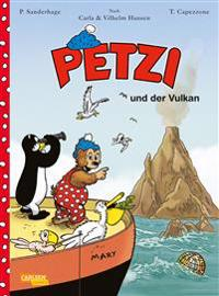 Petzi und der Vulkan