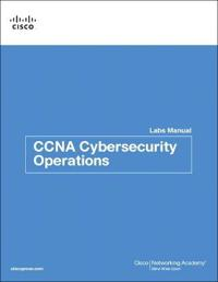 CCNA Cybersecurity Operations Lab Manual