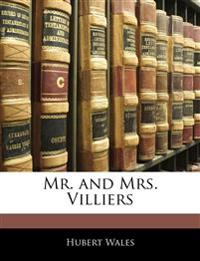 Mr. and Mrs. Villiers