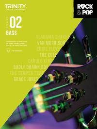 Trinity RockPop 2018 Bass Grade 2