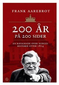 200 år på 200 sider - Frank Aarebrot pdf epub