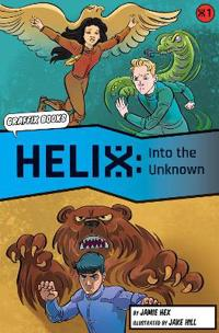 Into the Unknown [Graphic Reluctant Reader]