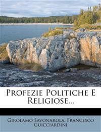 Profezie Politiche E Religiose...