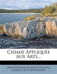 Chimie Appliquée Aux Arts...