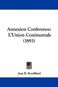 Annexion Conference
