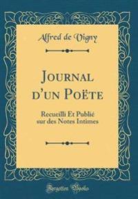 Journal d'un Poëte