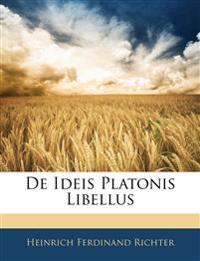 De Ideis Platonis Libellus