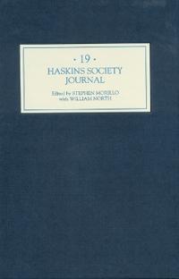 Haskins Society Journal 19