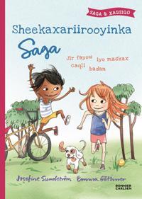 Sagasagor. Fiffiga kroppen och finurliga knoppen - saga och fakta (somaliska)