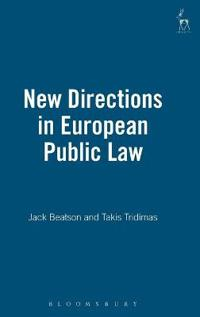 New Directions in European Public Law