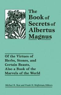 The Book of Secrets of Albertus Magnus