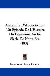 Alexandre D'abonotichos
