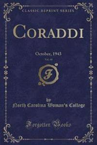 Coraddi, Vol. 48