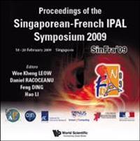 Proceedings of the Singaporean-french Ipal Symposium 2009