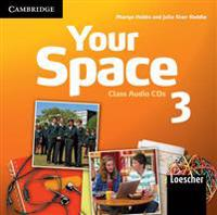 Your Space Level 3 Class Audio CDs (2) Italian Edition