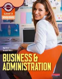 NVQ/SVQ Level 3 BusinessAdministration Candidate Handbook