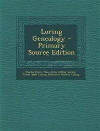 Loring Genealogy