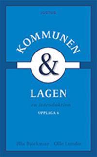 Kommunen och lagen : en introduktion