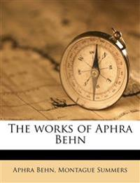 The works of Aphra Behn Volume 3