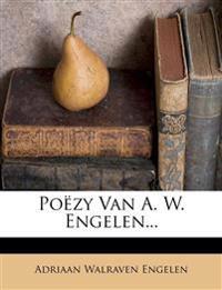Poëzy Van A. W. Engelen...
