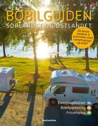Bobilguiden; Sørlandet og Østlandet