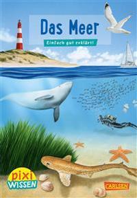 Pixi Wissen Nr. 11: VE 5 Das Meer (5 Exemplare)