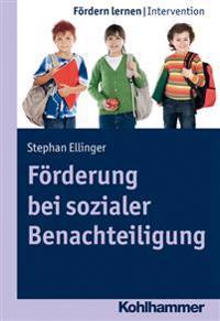 Forderung Bei Sozialer Benachteiligung