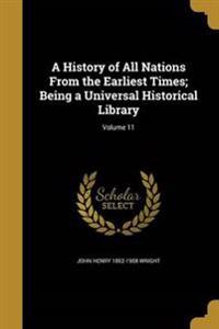 HIST OF ALL NATIONS FROM THE E