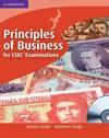 Principles of Business for CSEC Examinations Coursebook with CD-ROM