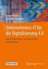 Unternehmens-it Für Die Digitalisierung 4.0