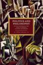 Politics And Philosophy: Niccolo Machiavelli And Louis Althusser's Aleatory Materialism