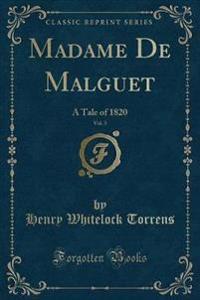 Madame de Malguet, Vol. 3