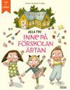 Alla tre inne på förskolan Ärtan (e-bok + ljud)
