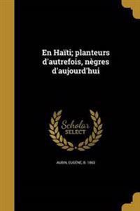 FRE-EN HAITI PLANTEURS DAUTREF
