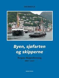 Byen, sjøfarten og skipperne - Dag jr. Bakka   Inprintwriters.org