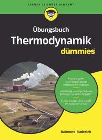 UEbungsbuch Thermodynamik fur Dummies