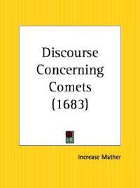 Discourse Concerning Comets, 1683