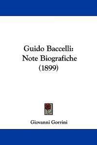 Guido Baccelli