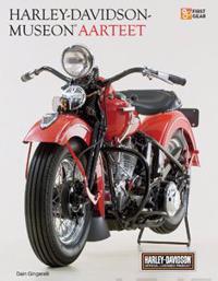 Harley Davidson -museon aarteet