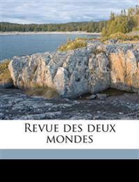 Revue des deux monde, Volume 1870, v.5