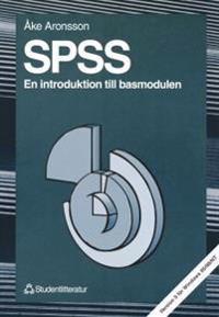 SPSS - En introduktion till basmodulen