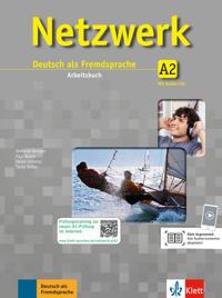 Netzwerk. Arbeitsbuch Gesamtband A2 mit 2 Audio-CDs